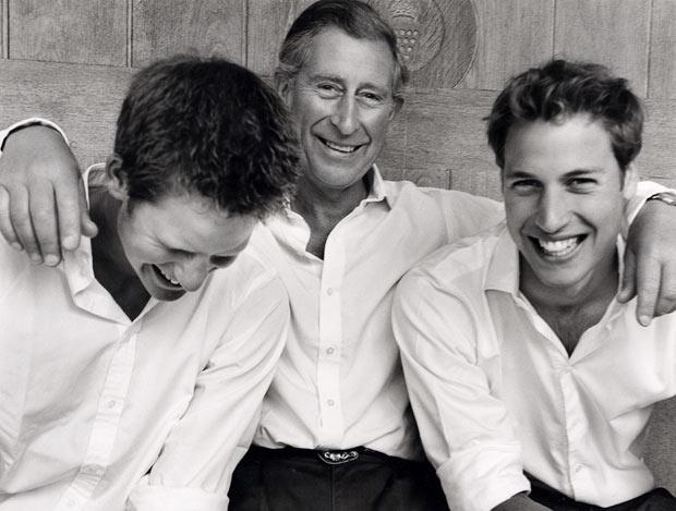 Prince Charles, Mario Testino, The Rake